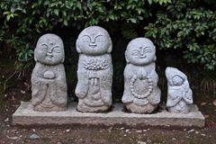 Am Eingang zum Tenryu-ji in Arashiama