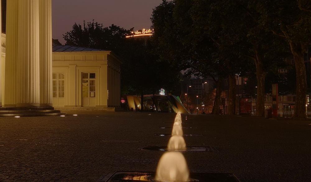 Am Elisenbrunnen in Aachen