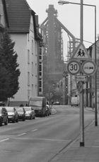 Am Ende der Straße