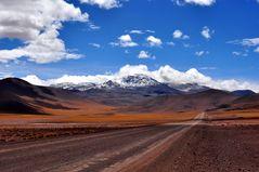 Am Ende der Straße steht ein Vulkan