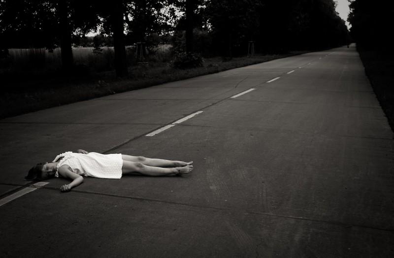 Am Ende der Straße wartet...
