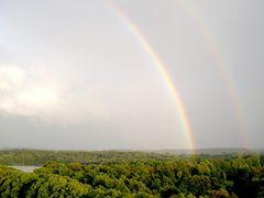 Am Ende des Regenbogens ...