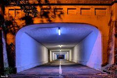 Am Ende des Tunnel wird es dunkel...
