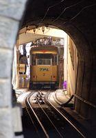 Am Ende des Tunnels