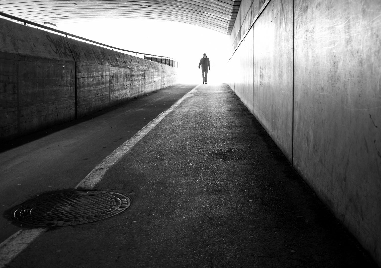 am Ende des Tunnels...