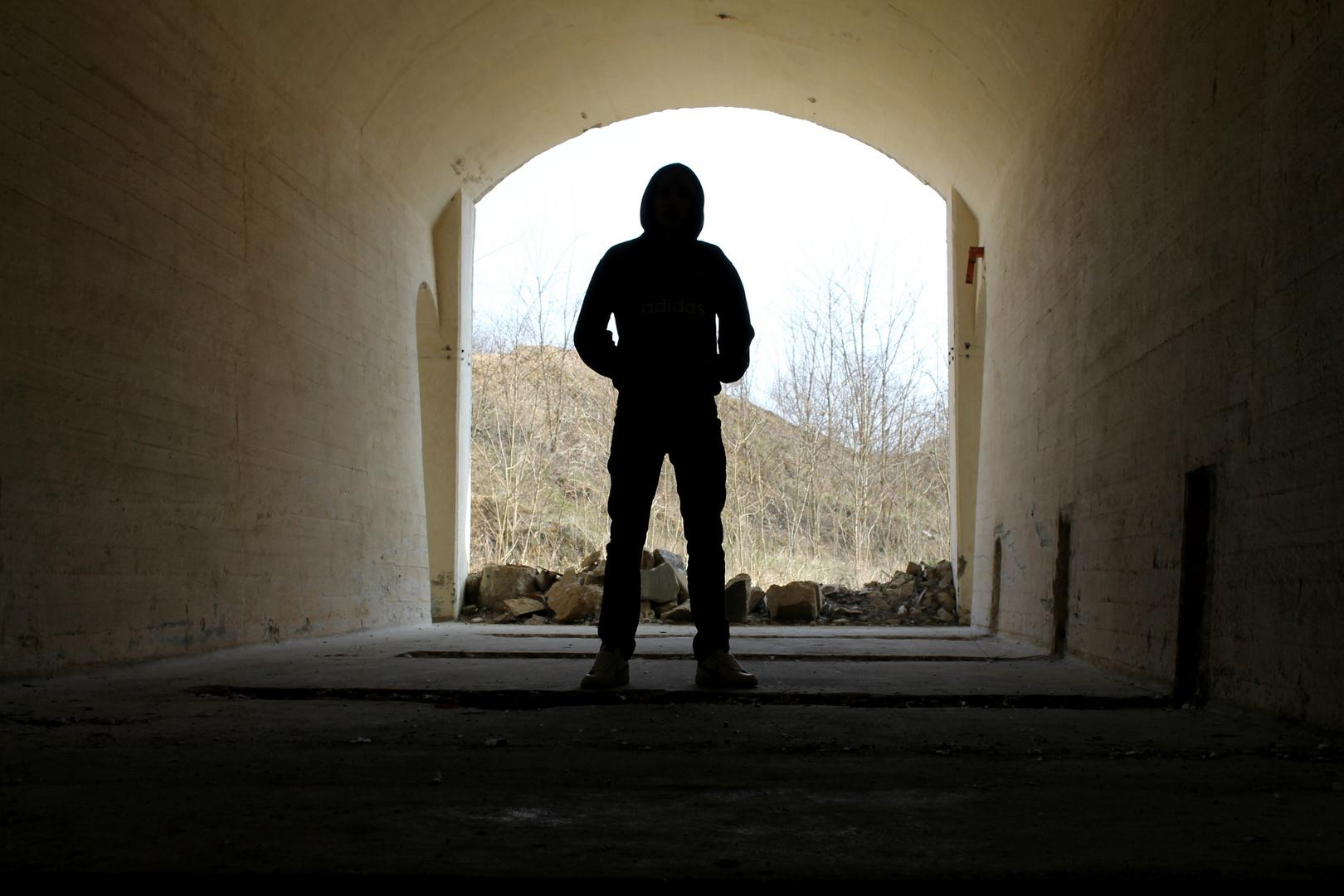 am ende des tunnels , gibt es immer ein licht