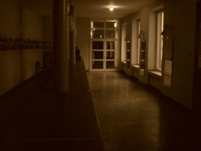 am Ende ist da immer eine Tür...