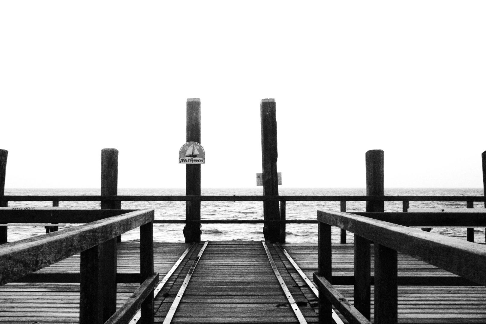 Am Ende ist das Meer