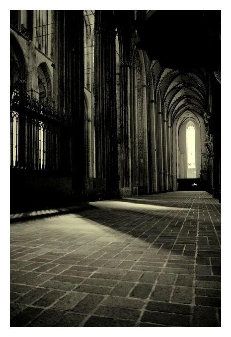 Am Ende ist Licht - Marienkirche Lübeck [1]
