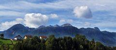 """"""" Am Faaker See * Bergauslauf des Dobratsch 2167m Serien - Ende """""""