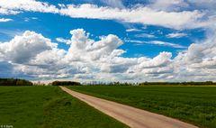 Am Feld – Wolkenspiel (1)