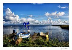 Am Fjord....Bootssteg