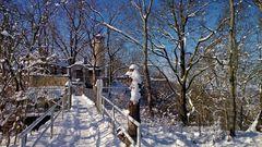 Am Fuchsturm bei Jena