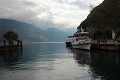 Am Gardasee in Riva del Garda