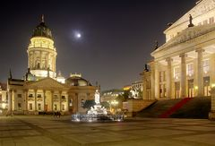 Am Gendarmenmarkt