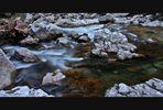 am gezähmten (wilden) Fluss ...