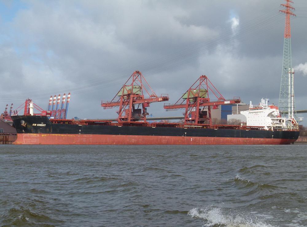 AM Ghent   -   Bulk-Carrier
