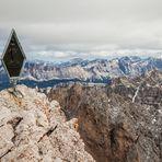 Am Gipfel....