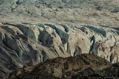 Am Gletscherrand