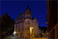 Am Glockensoiel in Monschau