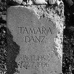 Am Grab von Tamara Danz