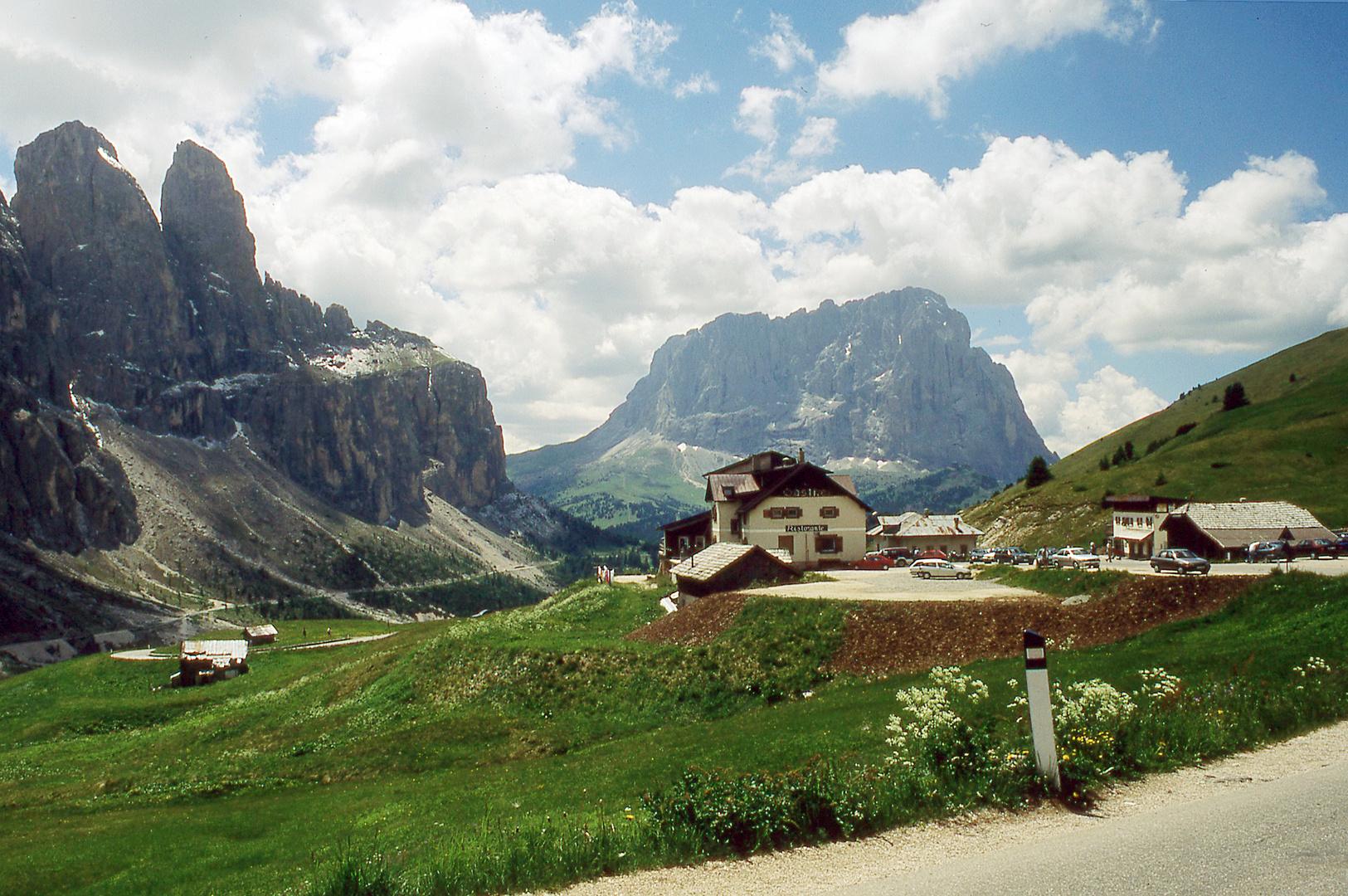 Am Grödner Pass