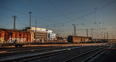 am Güterbahnhof