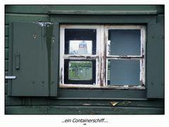 ..am Güterbahnhof von Wilhelmsburg ...
