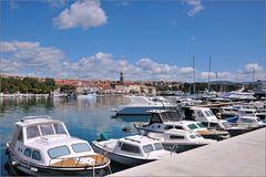 Am Hafen von Krk (2)