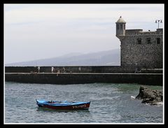 Am Hafen von Puerto 2
