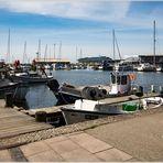 Am Hafen von Ringköbing 2