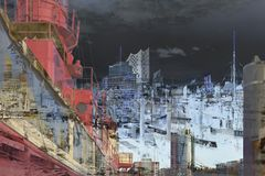 Am Hamburger Hafen