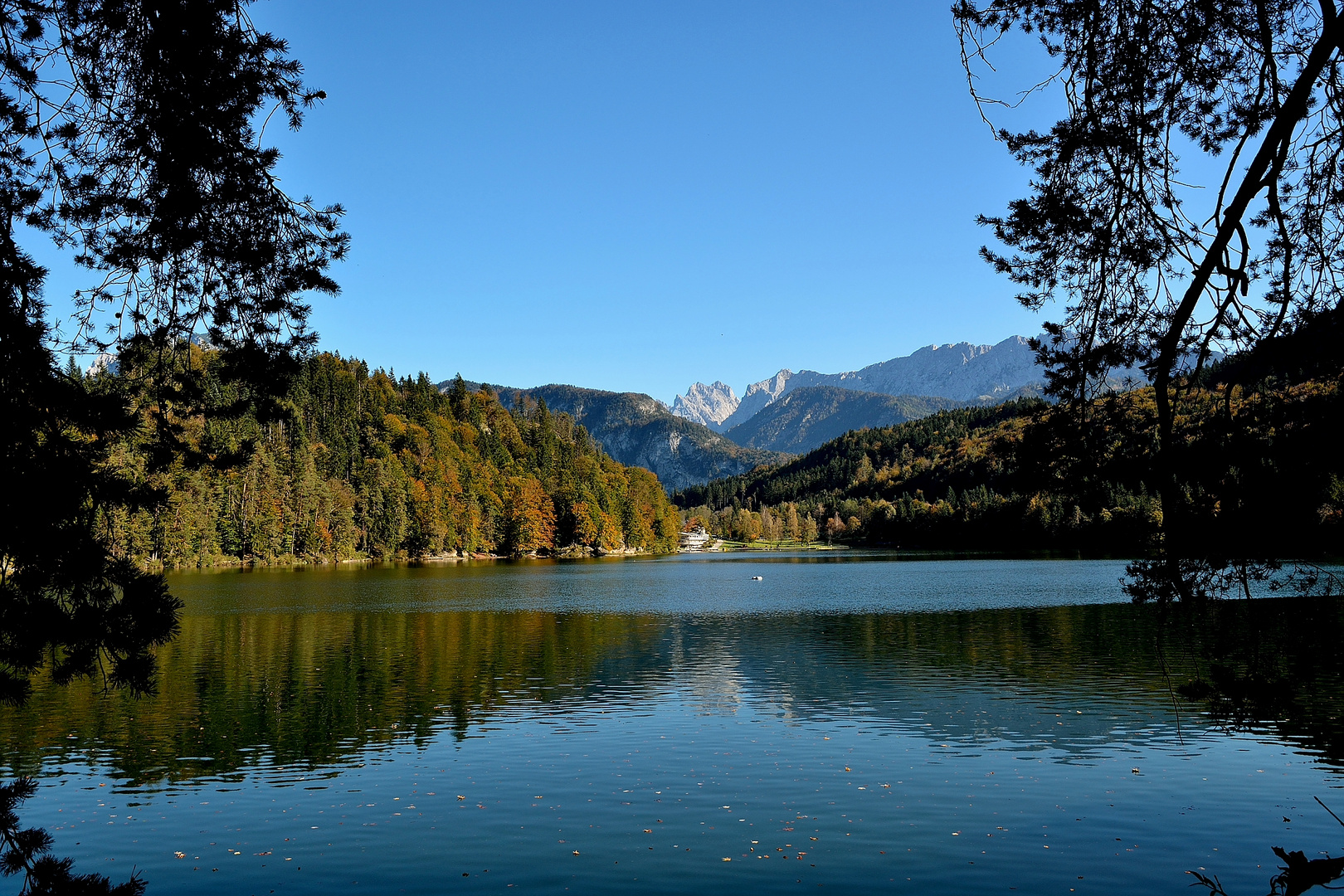 Am Hechtsee 2014