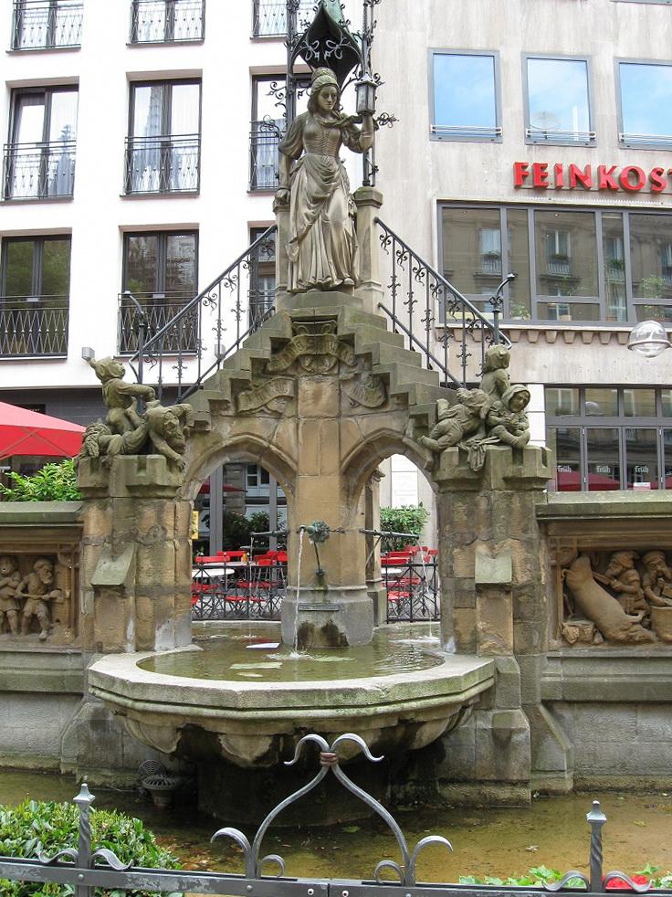 Heinzelmännchen Brunnen