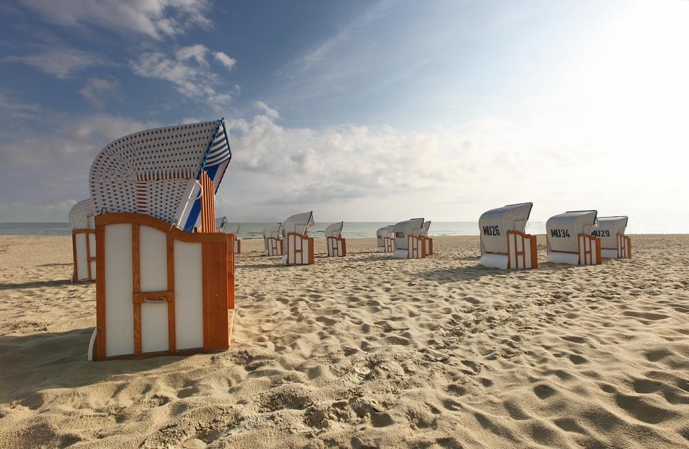 ... am Heringsdorfer Strand