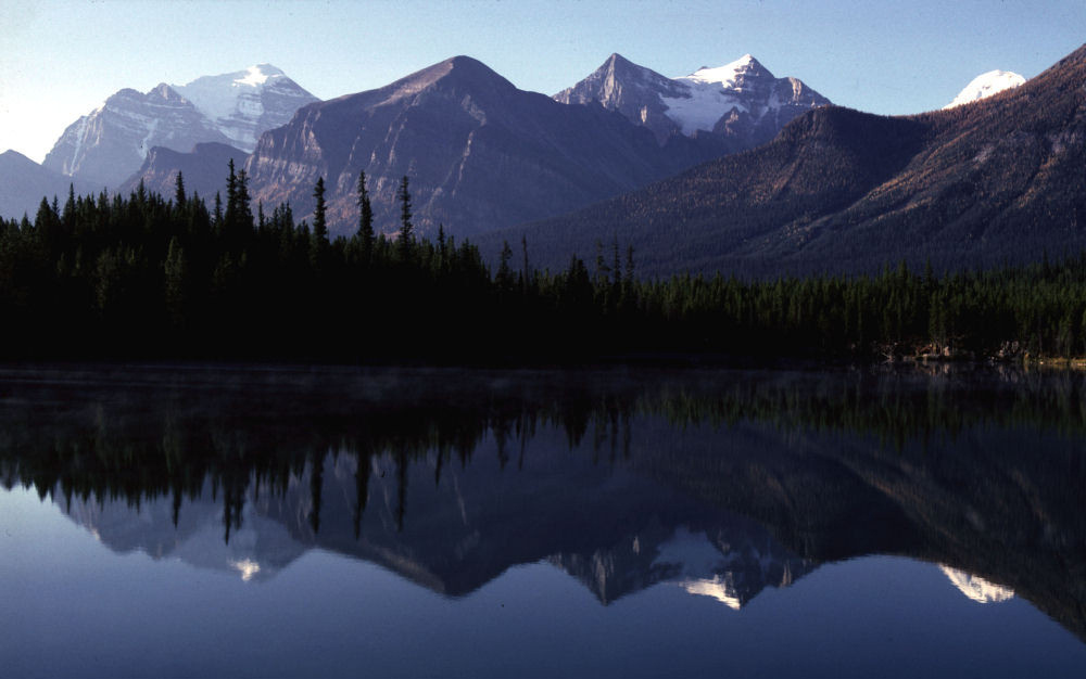 am Icefield Parkway, Canada