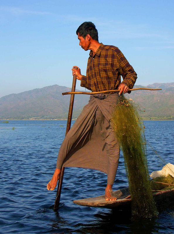 Am Inle See V