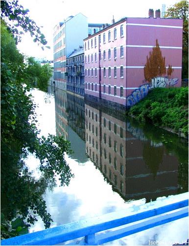 .....am Isebek-Kanal.....