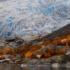 Am Jostedal Gletscher