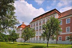 Am Kloster Wiblingen