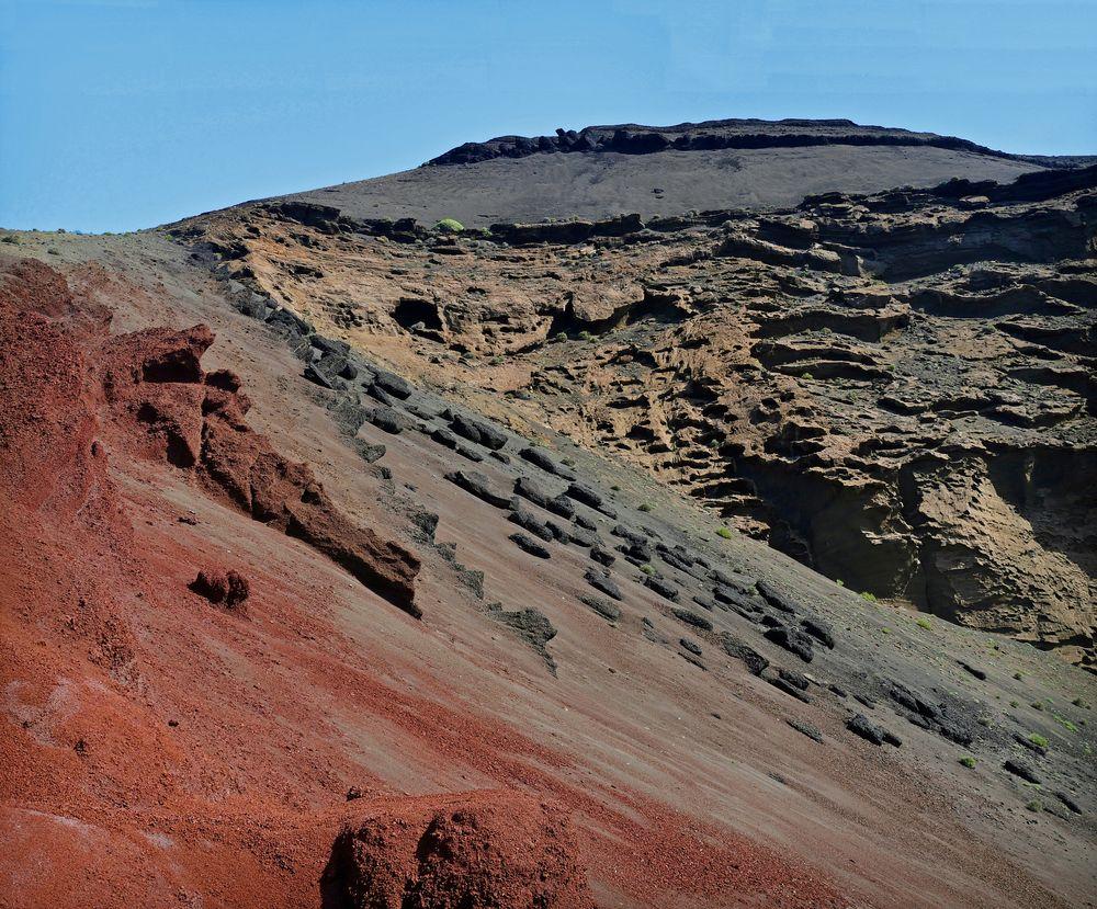 """... am Krater der """" Grünen Lagune """""""