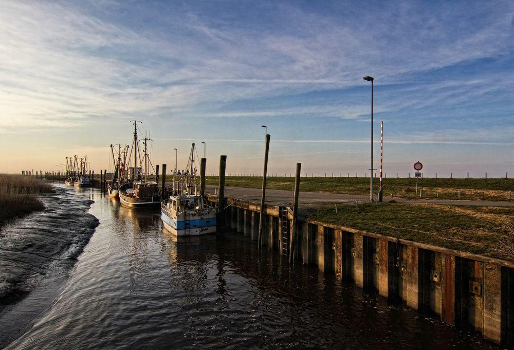 Am Kutterhafen