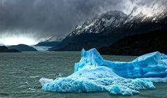 ... am Lago Grey ...