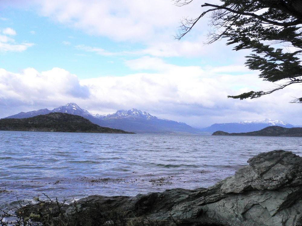 Am Lago Roca - Argentinien -