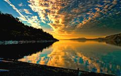 ... am Lago Villarrico ...
