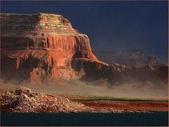 Am Lake Powell....