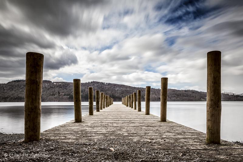 Am Lake Windermere