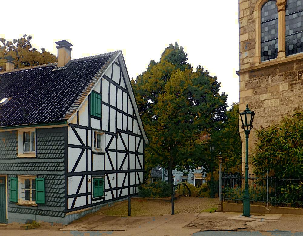 am langerfelder markt wuppertal 2 foto bild deutschland europe nordrhein westfalen. Black Bedroom Furniture Sets. Home Design Ideas