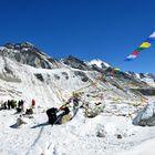 Am Larke Pass auf 5106 m Höhe