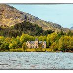 am Loch Shiel